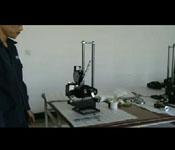 液压布氏硬度计 维护视频:更换铜轴套内O型环