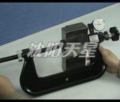 C型便携式洛氏硬度计 操作视频