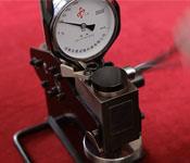 液压式便携布氏硬度计 操作视频